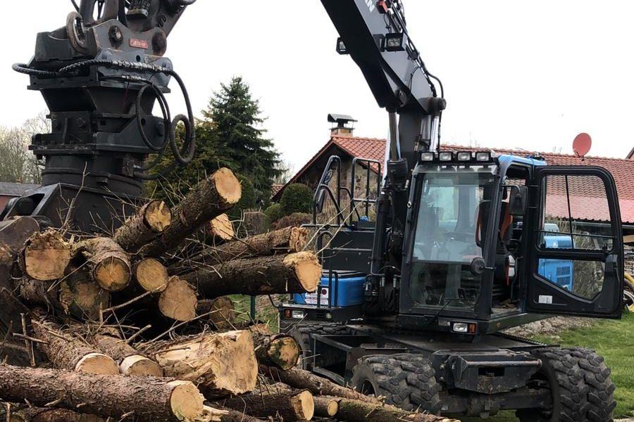 Bauunternehmen Meinert - Abbruch, Landwirtschaft