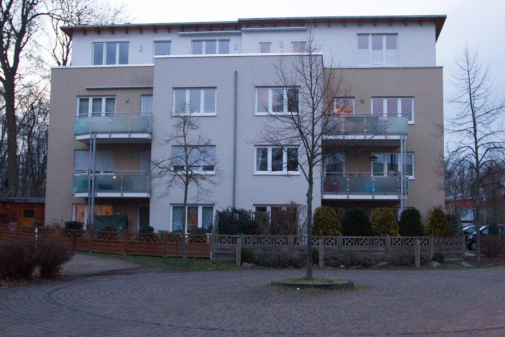 Bauunternehmen Meinert - Mehrere Familien in einem Haus