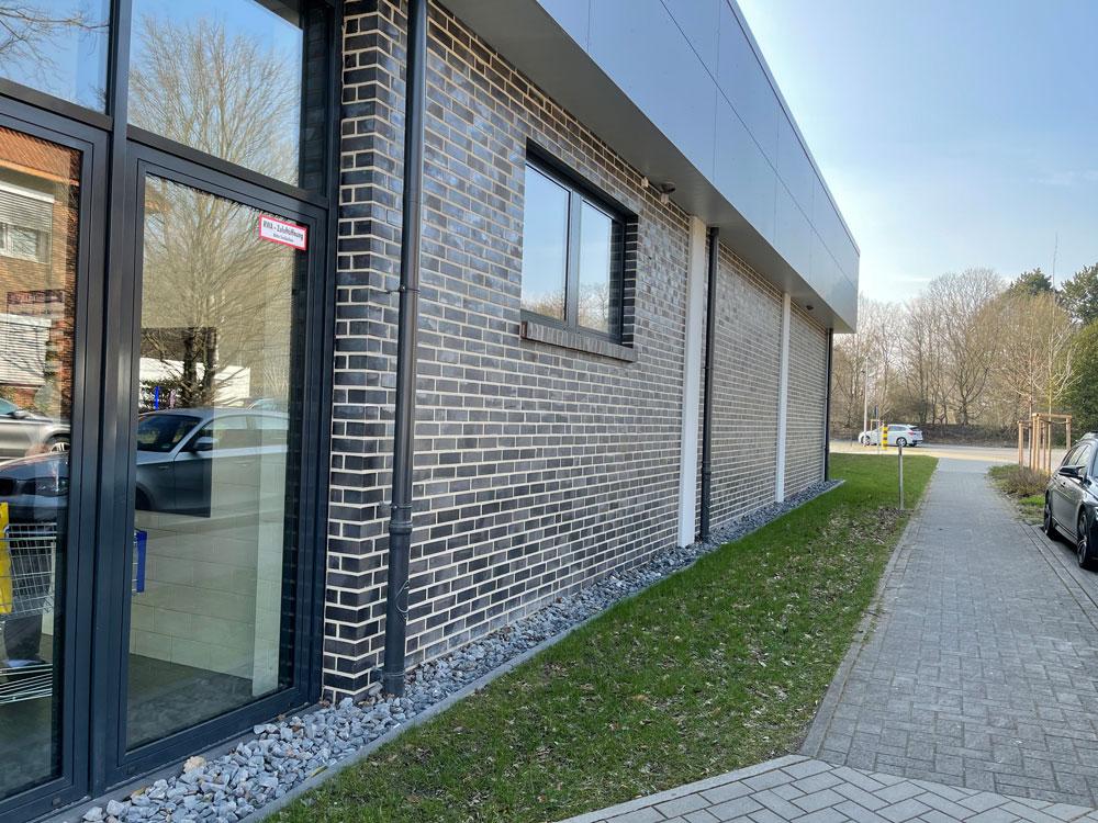 Bauunternehmen Meinert - Aldi Marktbau Minden
