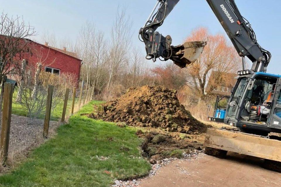 Bauunternehmen Meinert - Erdarbeiten
